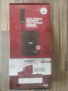 weBoost Drive 4g-x OTR 470210 Cell Phone Signal Booster Trucker Kit