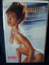 Avengelyne Swimsuit Edition #1  Maximum Press with Bag and Board