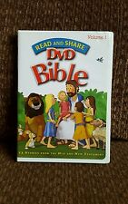 Dvd Read and Share DVD Bible volume 1 (13) stories from the Old,New Testament