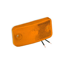 Bargman Series 178 Amber Clearance Marker Light for RV / Camper