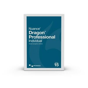 Dragon Professional Individual 15 Speech Recognition