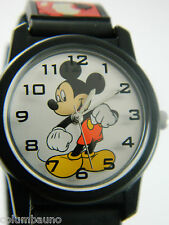 DISNEY @  MICKEY MOUSE WATCH SEAL IN THE PACKAGE WITH PAPERS