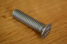 "Whitworth 3/8"" x 2"" stainless steel Countersunk machine screw x 8"