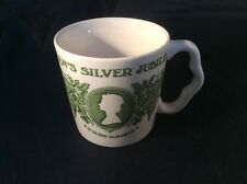 Queen Elizabeth Silver Jubilee 1977 Masons Ironstone Made In England Royal