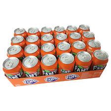 Fanta Orange Original 24 Dosen je 0,33l € 19,99