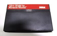 Alex Kidd in Miracle World (Sega Master System) Cartridge Only, Fast Shipping