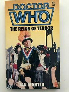 Doctor Who The Reign of Terror by Ian Marter