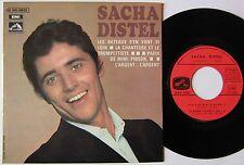 SACHA DISTEL (EP 45 Tours)  LA CHANTEUSE ET LE TROMPETTISTE
