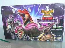 Dinosaur King Alpha Dinosaurs colpisci German display 24 BOOSTER á 9 CARDS SEALED