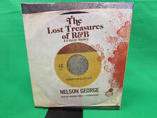 The Lost Treasures of R&B (The D Hunter Mysteries, Book 3)  by Nelson George