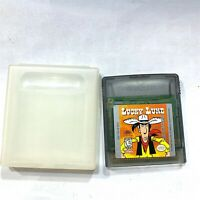 Lucky Luke - Nintendo Gameboy Color GBC Game - Tested - Working - Authentic!