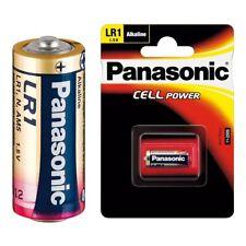 Panasonic Alkali Batterie LR 1 N Lady 1,5V 900mAh