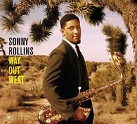 Sonny Rollins - Way Out West [CD]