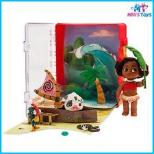 "Disney Animators' Collection Moana Mini 5"" Doll Play Set brand new"