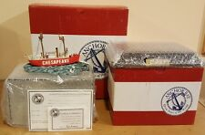 """Anchor Bay """"Great Ships of the World"""" - The Chesapeake with Display Case, New in"""