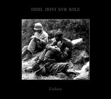 NIHIL NOVI SUB SOLE Forlorn CD Digipack 2018 LTD.200