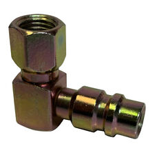 """A/C Low Side LS 90° Degree 1/4"""" R12 to R134a Retrofit Adapter Fitting FJC # 2632"""