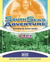Cinerama-South Seas Adventure (1958) - 2 DISC SET (2013, Blu-ray New) BLU-