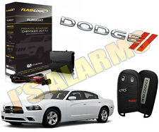 PLUG & PLAY REMOTE START SYSTEM 2015 DODGE CHARGER PUSH TO START SIMPLE DIY