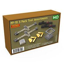 PP-10 5 PACK HO TOOLS For Roco Bachmann Athearn Hornby Fleischmann all HO Tracks