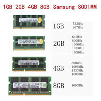 For 1GB 2GB 4GB 8GB DDR2 DDR3 553 667 800MHZ 1066 1333 1600MHZ So dimm Memory js