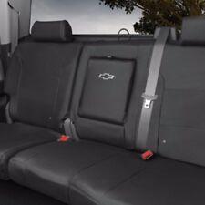 2015-2017 Silverado Crew Cab Black Protective Premium Rear Seat Cover 23443852