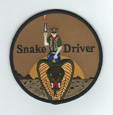 """HMLA-367 """"SNAKE DRIVER""""(THEIR LATEST)  patch"""