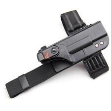Tactical Gun Drop Right Leg Holster for Glock 17 18 19 21 22 23 26 30