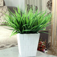 GU künstliche Kunststoff Haus Tisch dekor Gras Ziergras Kunstpflanze Dekopflanze