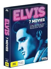 Elvis Limited Edition | 7 Movie Collection - DVD Region 4