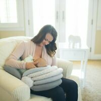 Breast Feeding Multifunction Elevate Adjustable Nursing Pillow Feeding Support