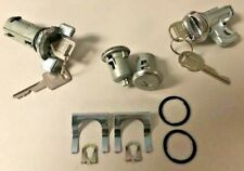 NEW 1970-1973 El Camino Complete OE style Lock Set with GM Keys