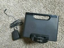 Used / Sony / RDP-M5iP / Black iPod Dock w/ OEM Cable