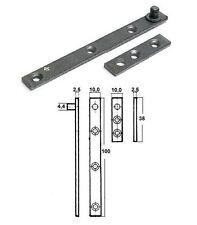 8 Stück RS Zapfenband #5015 verzinkt, Länge100mm im restaurierungsshop