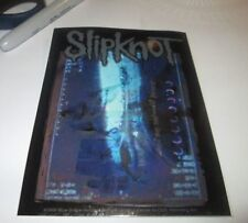 Slipknot Sticker New 2000 Vintage Oop Rare Collectible Stone Sour