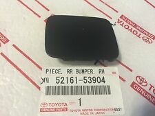 *NEW LEXUS IS250 IS350 REAR RIGHT BUMPER TOW HOOK COVER CAP CLIP OEM 2009-2013