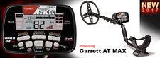 NEW!! Garrett AT Max Metal Detector; Free Shipping