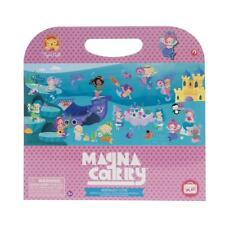 NEW Tiger Tribe Magna Carry - Magnetic Play Set - Mermaid Cove