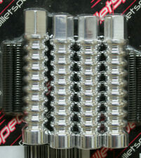 BILLET SPECIALTIES POLISHED CHEVY VALVE COVER HOLD DOWNS hex nut stuf hardware r