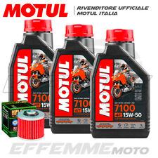 Tagliando YAMAHA XT Z 660 Tenere 1991-1999 (3 MOTUL 7100 15W50 + filtro olio)
