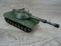 "Dinky Toys 692 Leopard Tank Vintage 8"" Diecast Army Military Vehicle"