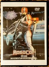 RoboCop VCR Game DVD of the VHS Tape