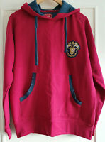 Brand New Sherwood Forest Ladies Newfield Hoodie - Ruby - Size 16