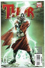 Thor #5 2008 Marvel J Scott Campbell Variant 1st app Female Lady Loki NMCGC It.