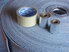30sqm Camper Van Motorhome Insulation- not alu bubble wrap+ tapes (alu & DS)