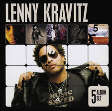 Lenny Kravitz ‎– 5 Album Set 5CD EMI 2013 NEW/SEALED