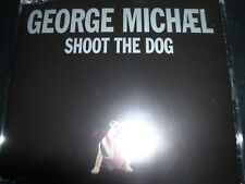 George Michael Shoot The Dog CD Single – Like New