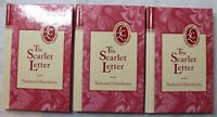 Lot 3 The Scartlet Letter Nathaniel Hawthorne Guided Reading Class set