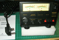 SHARMAN QJE SM-30II (30 AMP) SWITCH MODE DC POWER SUPPLY