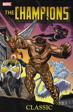 Champions Classic Vol 1 by Mantlo, Isabella, Tuska, Heck  2006 TPB Marvel OOP